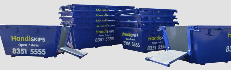 hire skip Adelaide South Australia skips for waste and rubbish